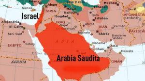 L'Arabia Saudita, polveriera dell'slam