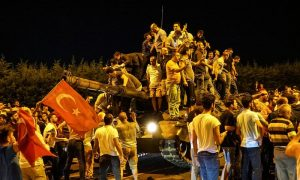 Guerra civile in Turchia