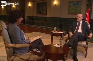 """Turchia. Di Bella: """"intervista a Erdogan fa onore alla Rai"""""""