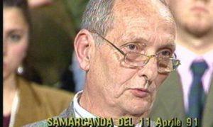 Libero Grassi, Antonino Scopelliti e l'estate del '91