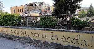 L'ombra della mafia nella scuola crollata di Amatrice