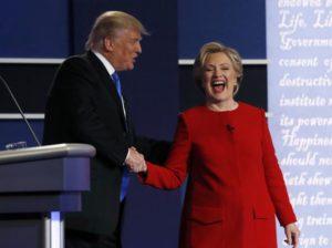 Clinton-Trump, chi ha vinto il duello tv?