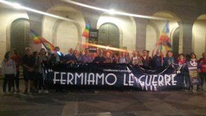 Perugia-Assisi notturna. In marcia contro il buio dell'indifferenza
