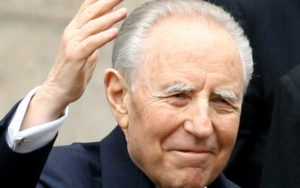In memoria di Carlo Azeglio Ciampi, grande difensore dell'Articolo 21 della Costituzione. Il testo integrale del suo primo messaggio alle Camere
