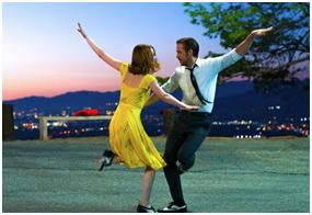 """(73/ma Mostra del Cinema Venezia). Musical d'ouverture. """"La la land"""", di Damien Chazelle"""