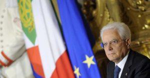 """Mattarella: """"libertà di stampa ha grande valore"""""""