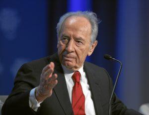 Shimon Peres, falco o colomba?