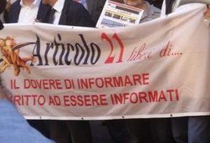 Articolo21. Tanti i progetti del circolo di Milano
