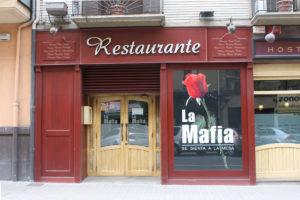"""Basta con i ristoranti """"La Mafia"""""""
