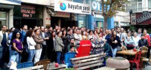 Turchia. Le giornaliste del canale Hayatin Sesi TV, vittime della repressione di Erdogan