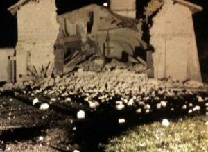 Terremoto, forti scosse in Centro Italia. La prima di magnitudo 5.4, la seconda 5.9