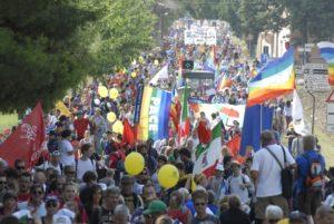 A ottobre la Marcia Perugia-Assisi per un'economia sostenibile. Adesso più necessaria che mai
