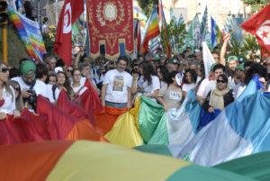 Marcia della pace. Verranno da 466 città a piedi, in bicicletta, in auto, in treno, in autobus