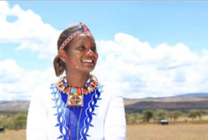 Nice e l'impegno di Amref per le donne dell'Africa