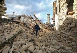 Terremoto. Non impariamo la lezione