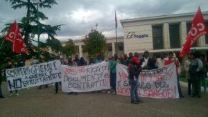 Foggia, lo sciopero generale e la lotta dei braccianti