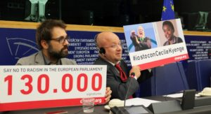 Revocata l'immunità all'europarlamentare Borghezio. Una vittoria di Articolo21 e delle 130mila firme raccolte su Change.org