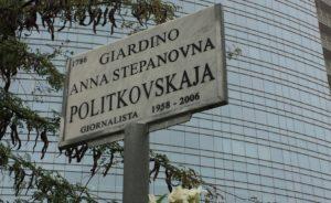 Politkovskaja, morire per raccontare la verità