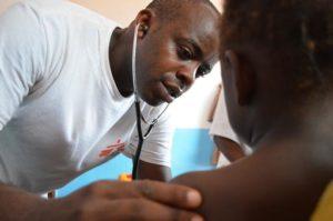 """Msf: """"Oltre un milione di bambini vaccinati contro il morbillo in Repubblica Democratica del Congo"""""""