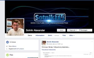 """Sasha Sotnik, ancora minacce di morte: """"anche dal figlio di un deputato della Duma"""""""