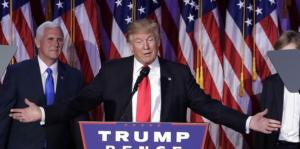 Trump's Triump