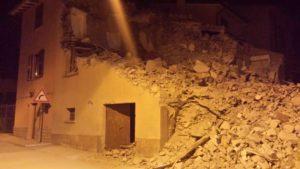Terremoto. Viaggio tra le macerie marchigiane