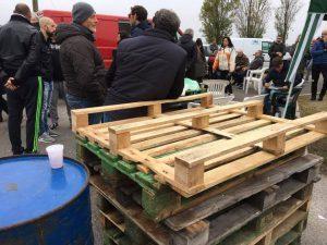 Le barricate di Gorino. Il ruolo della stampa locale