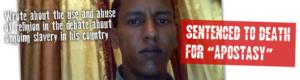Mauritania, processo d'appello per il blogger che rischia la pena di morte