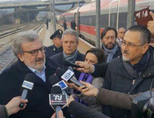 Taranto riparte con Frecciarossa: tutte le strade ora portano a Roma