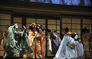 Madame Butterfly, la Prima alla Scala di Milano del 2016