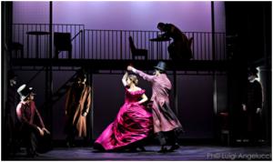 """Una fragile costruzione della realtà (""""Madame Bovary"""" da Flaubert. Con Lucia Lavia)"""