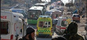 Sul fronte di Aleppo