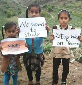 Yemen, continua il massacro di bambini nel silenzio del mondo