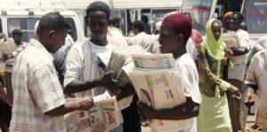 Nuova ondata di repressione in Sudan, raffica di arresti e sequestro copie di quotidiani