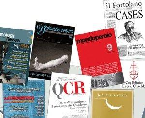 """Le riviste di cultura, un """"pulpito"""" da salvaguardare"""