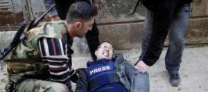 Siria. Appello Fnsi, Usigrai e Art.21 al premier Gentiloni per i reporter e i civili di Aleppo
