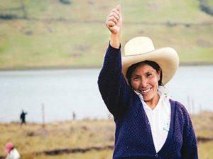 Il Premio Makwan 2016 per i diritti umani è assegnato aMáxima Acuña Atalaya de Chaupe, attivista peruviana per l'ambiente