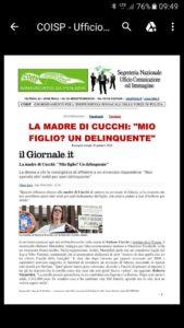 """Ilaria Cucchi: """"hanno confessato le verità: di essersi divertiti a pestare Stefano"""""""