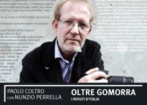 """""""Oltre Gomorra. I rifiuti d'Italia"""". Presentazione libro di Paolo Coltro. 19 gennaio, Fnsi"""