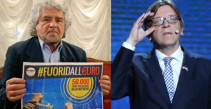 """Strasburgo liquida la politica """"liquida"""" di Grillo"""
