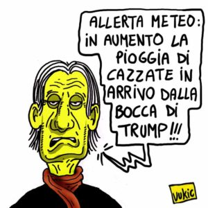 Meteo Trump