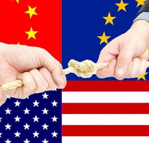 L'America, la Cina, l'Europa e il 2017