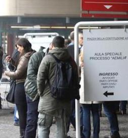 """Processo """"Aemilia"""", Fnsi e Aser saranno in aula contro il bavaglio all'informazione"""