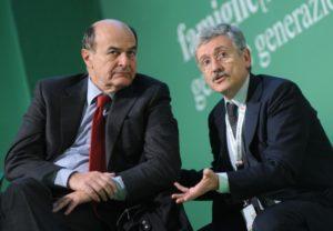 D'Alema insegue Bersani