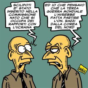 La Nato punta su Scilipoti