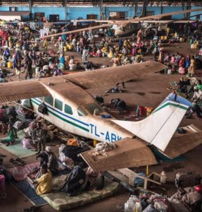 Repubblica Centrafricana: Chiude Mpoko, luogo simbolo della crisi,ma un quarto della popolazione è ancora sfollata
