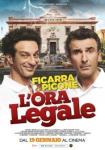 L'ora legale, di Ficarra e Picone ★☆☆☆☆