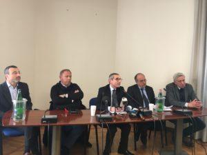 Giornalisti: Fnsi, impegno per scorta mediatica a minacciati