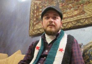 """Siria, """"una guerra contro gli esseri umani"""". Intervista a Allaa Eddin Roumieh"""