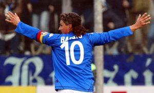 Roberto Baggio: la vita come un'opera d'arte